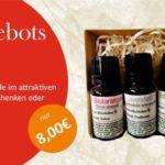 Angebot Set ätherische Öle