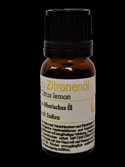 Bio Zitronenöl
